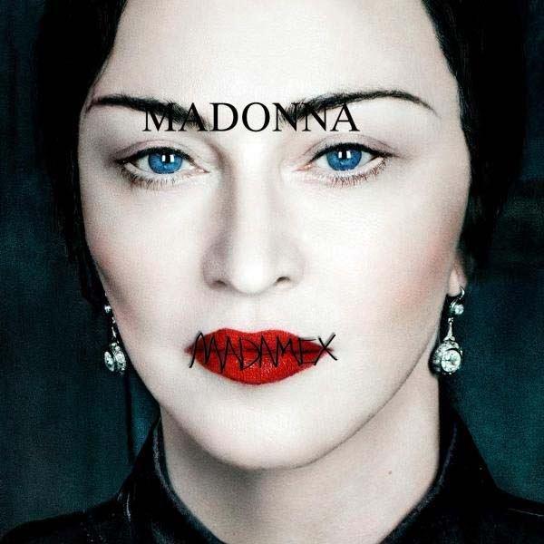 Madonna Madame X Plak