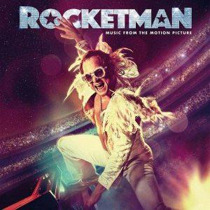 Taron Egerton Rocketman Ost Plak