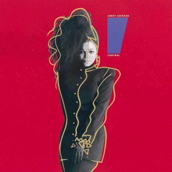 Janet Jackson Control - Plak