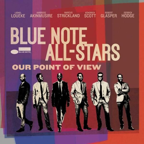 Blue Note All-Stars Our Point Of View Plak