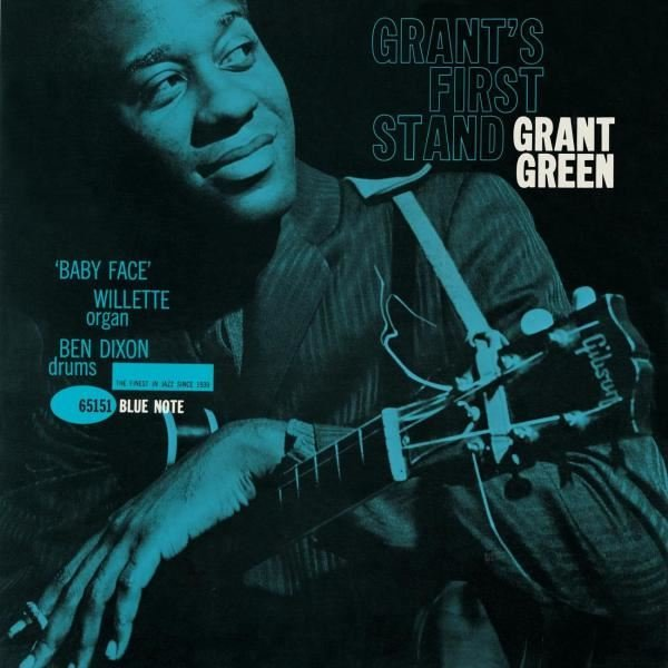 Grant Green Grant's First Stand