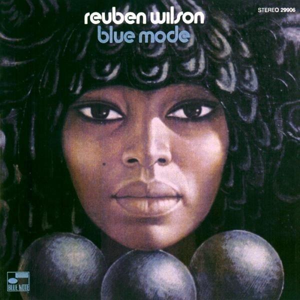 Reuben Wilson Blue Mode