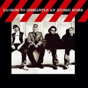 U2 How To Dismantle An Atomic Bomb (Reissue/Coloured)