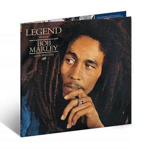 Bob Marley Legend 35th Anniversary Edition Plak