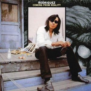 Sixto Rodriguez Coming From Reality Plak