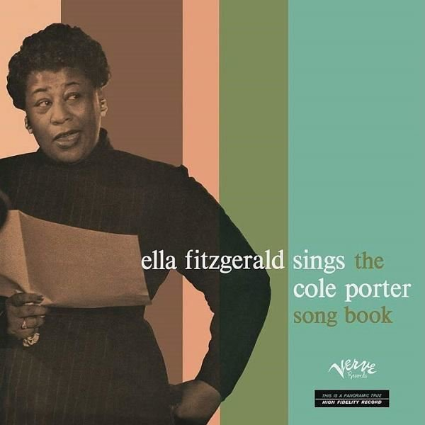 Donatella Fitzgerald Sings The Cole Porter Songsbooks Plak