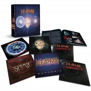 Def Leppard The Vinyl Box Set Vol.2 - Plak