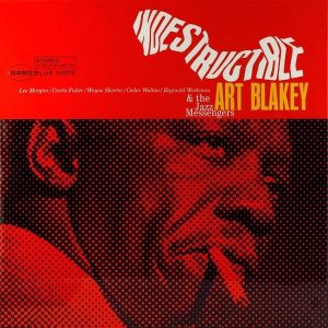 Art Blakey Indestructible Plak