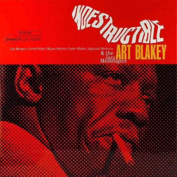 Art Blakey Indestructible Plak