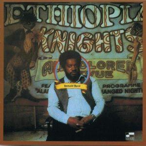 Donald Byrd Ethiopian Knights Plak