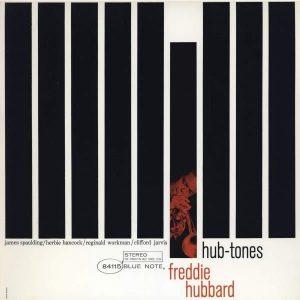 Freddie Hubbard Hub-Tones Plak