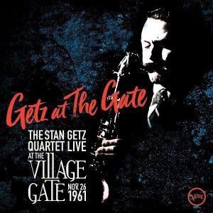 Stan Getz: Getz At The Gate Plak