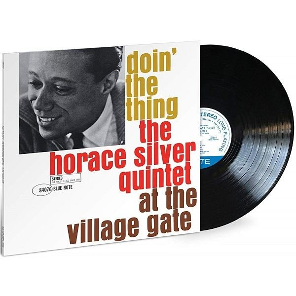 Horace Silver Doin' The Thing Plak