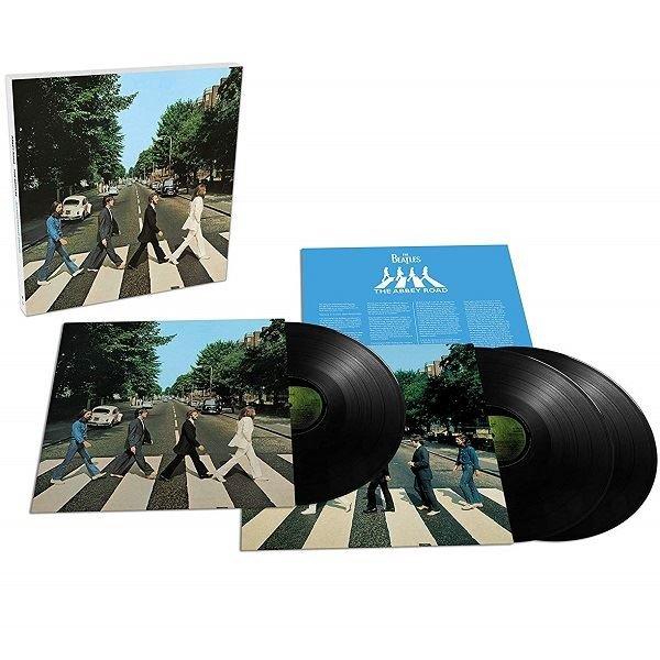 The Beatles Abbey Road Plak