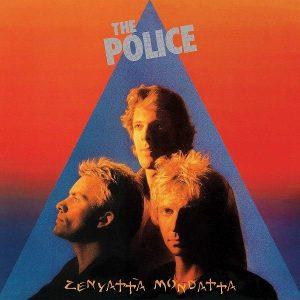 The Police Zenyatta Mondatta Plak