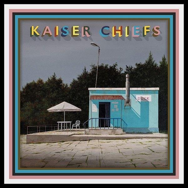 Kaiser Chiefs Duck Plak