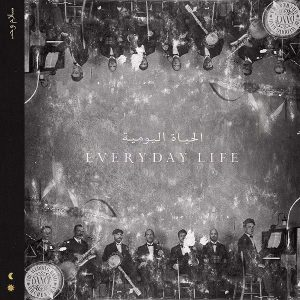 Coldplay Everyday Life Plak