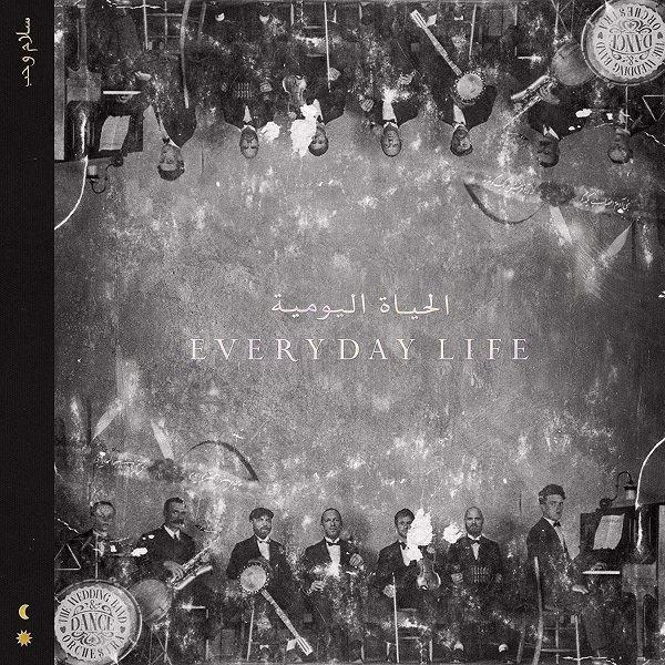 Coldplay Everyday Life Plak