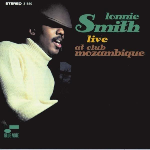 Dr. Lonnie Smith Live At Club Mozambique Plak