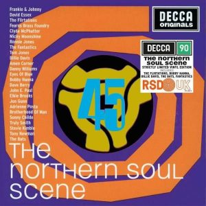 The Northern Soul Scene (Rsd) (Limited) Plak