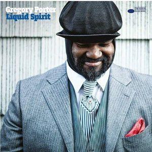 Gregory Porter Liquid Spirit (Blue Vinyl Limited Editon) - Plak