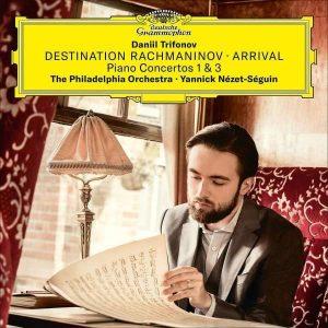 Destination Rachmaninov Arrival Plak
