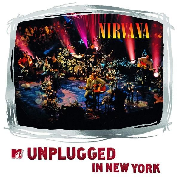 Nirvana Mtv Unplugged in New York Plak