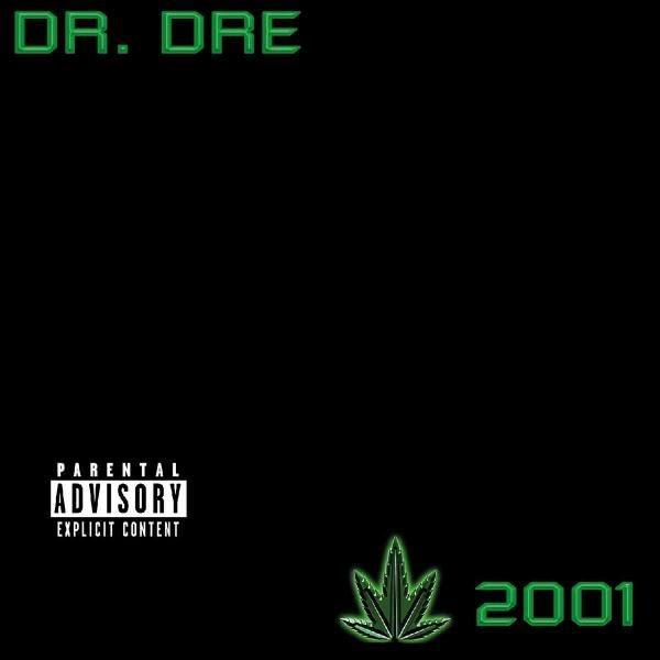 Dr. Dre 2001 Plak