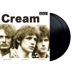 Cream BBC Sessions (Limited Edition) Plak