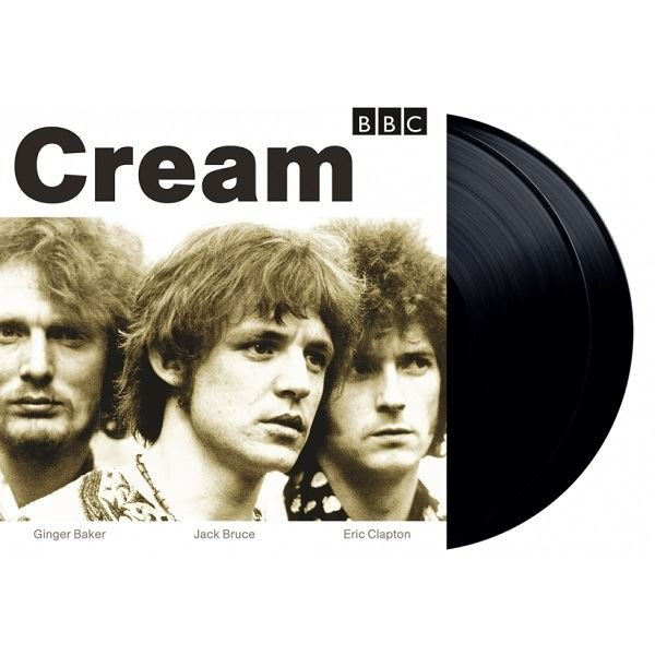 Cream BBC Sessions (Limited Edition) Plak