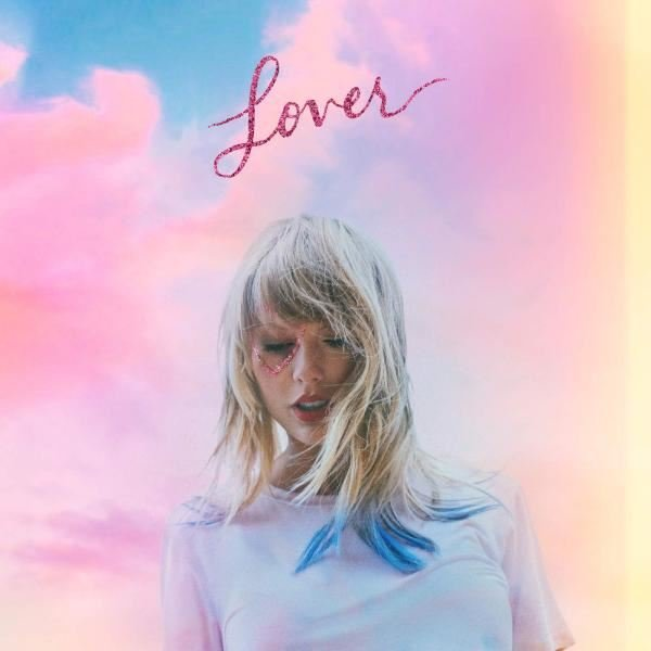 Taylor Swift Lover Plak
