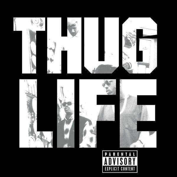 2Pac Thug Life: Volume 1 Plak