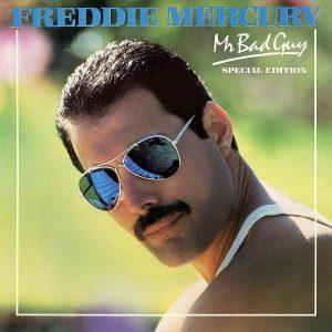 Freddie Mercury Mr. Bad Guy Plak