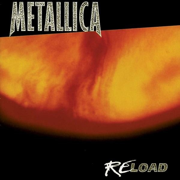 Metallica Reload Plak