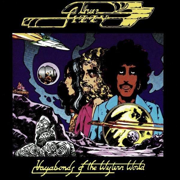 Thin Lizzy Vagabonds Of The Western World (Reissue 2019) Plak