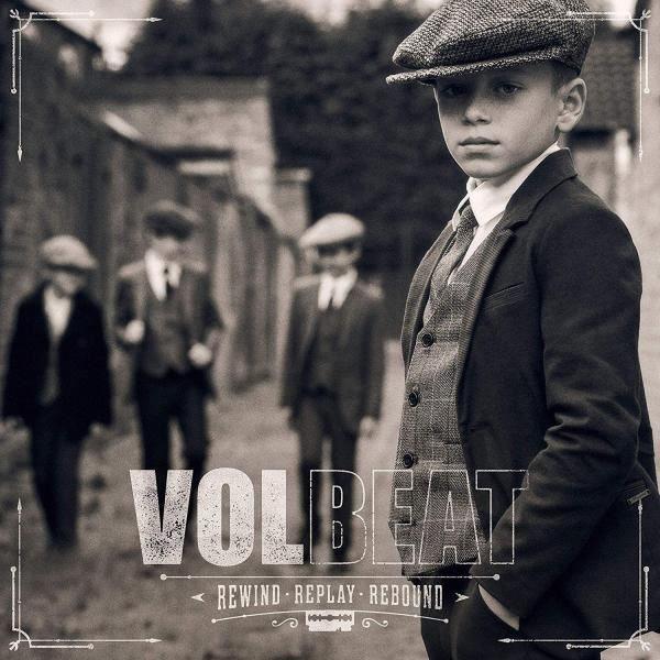 Volbeat Rewind, Replay, Rebound Plak