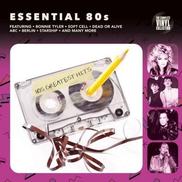 Essential 80'S - Plak