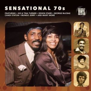 Sensational 70'S Plak