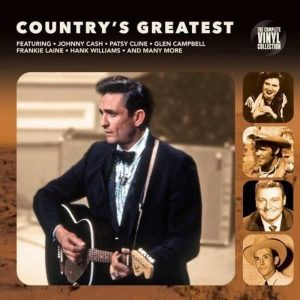 Various Artists Country's Greatest Plak