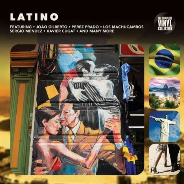 Various Artists Latino - Plak