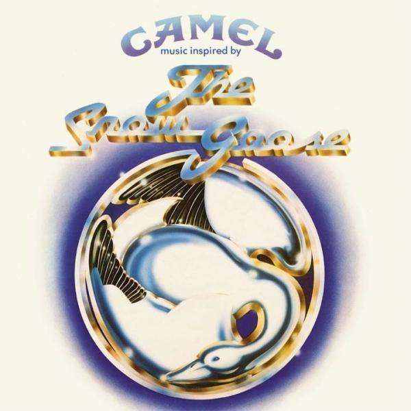 Camel The Snow Goose Plak