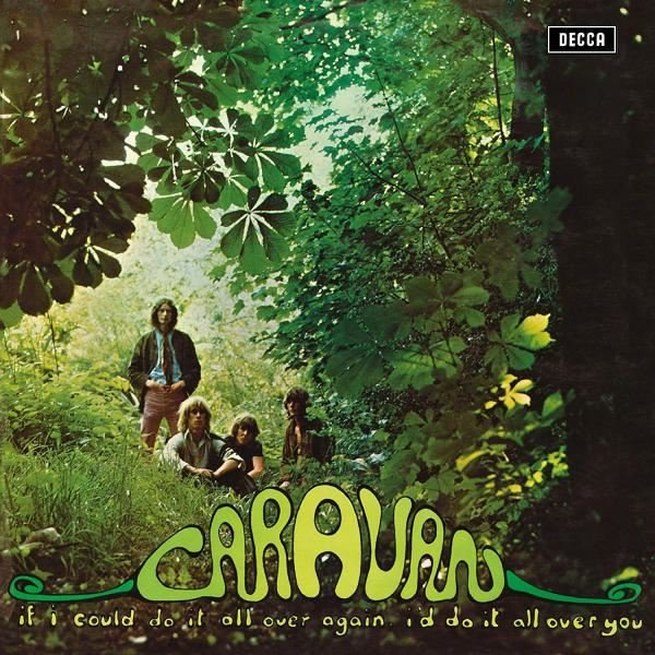 Caravan If I Could Do it All Over Again Plak