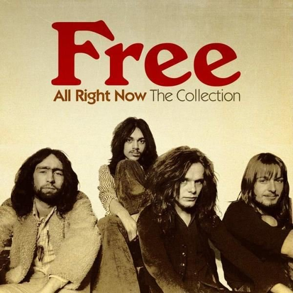 Free All Right Now The Collection - Plak