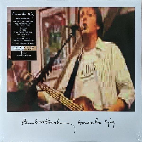 Paul McCartney Amoeba Gig