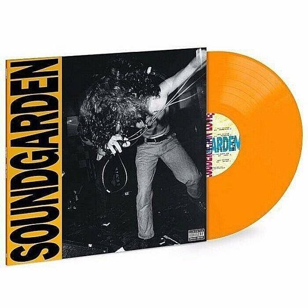 Soundgarden Louder Than Love (Translucent Gold)