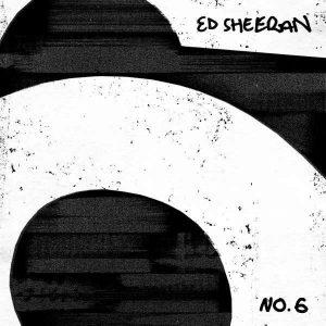 Ed Sheeran No.6 Collaborations - Plak