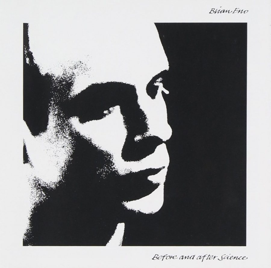 Brian Eno Before & After Science - Plak