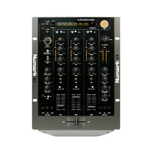 Numark X9 DJ Digital Scratch Mixer Effects