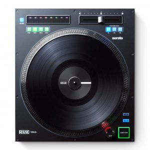 RANE Twelve 12 Turntable Scratch DJ Controller