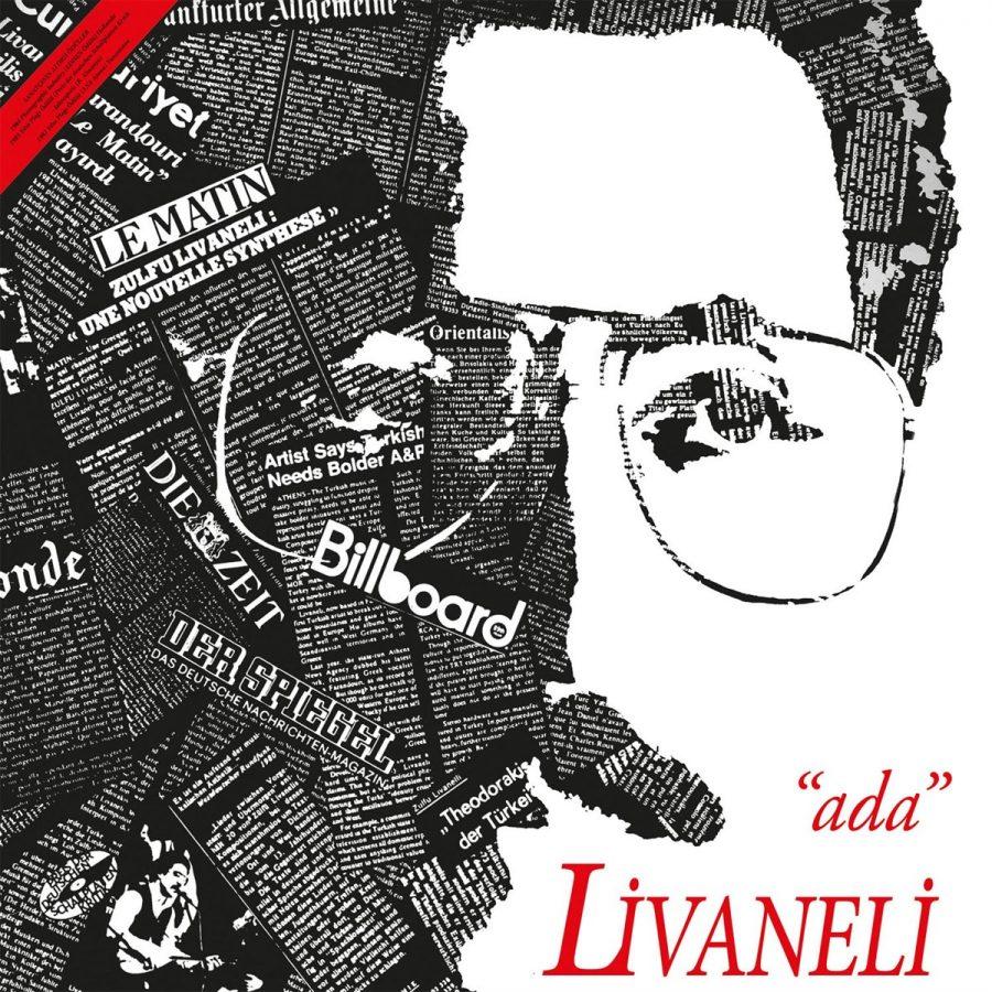 Zülfü Livaneli Ada - Plak